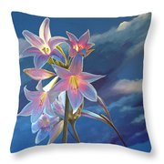 Spellbound Throw Pillow by Hunter Jay