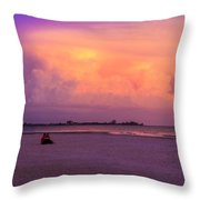 Spring Break Throw Pillow by Marvin Spates