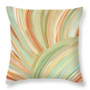 Spring Colors Throw Pillow by Lourry Legarde