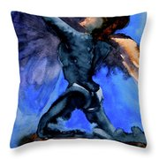Support Throw Pillow by Beverley Harper Tinsley