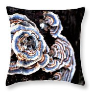 Surprising II Throw Pillow by Carlee Ojeda