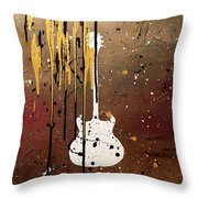Sweet Emotion Throw Pillow by Carmen Guedez