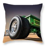 T Bucket Throw Pillow by Douglas Pittman