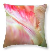 Tender Throw Pillow by Kathy Yates