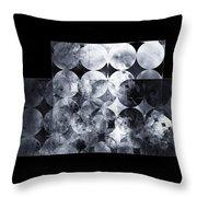 The 13th Dimension Throw Pillow by Menega Sabidussi