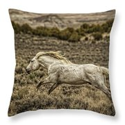 The Chaperone Throw Pillow by Joan Davis