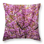 The Color Purple 2 Throw Pillow by Paul W Faust -  Impressions of Light