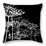 The Dill 3 Version 2 Throw Pillow by Angelina Vick
