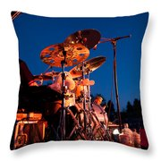 The Fabulous Kingpins - 2013 Throw Pillow by David Patterson
