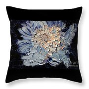 The Flower I Never Sent Throw Pillow by Michael Kulick