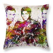 The Greatest Throw Pillow by Aged Pixel