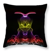 The Headmaster Throw Pillow by Steve Purnell