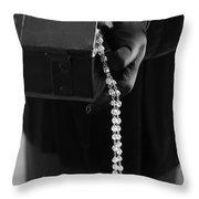 The Heist Throw Pillow by Edward Fielding