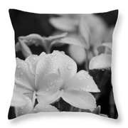 The Joy Of How You Whisper Throw Pillow by Sharon Mau