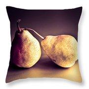 The Pair Throw Pillow by Jan Bickerton