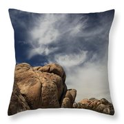 The Reclining Woman Throw Pillow by Laurie Search