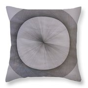 The Shape Of Pi Throw Pillow by Jason Padgett