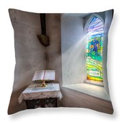 The Shepherd Throw Pillow by Adrian Evans