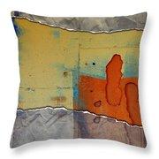 The Tear Throw Pillow by Marcia Lee Jones