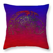 The Transformation Throw Pillow by Tim Allen