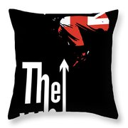 The Who No.01 Throw Pillow by Unknow