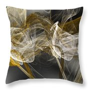 The Wind Throw Pillow by Andee Design