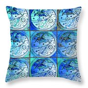 There Is Never Enough Time 20130606cool82 Throw Pillow by Wingsdomain Art and Photography