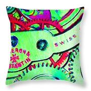 Time In Abstract 20130605m72 Long Throw Pillow by Wingsdomain Art and Photography