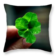 To Dream Throw Pillow by Karen Wiles