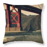 Tomorrow Will Still Be the Same Throw Pillow by Laurie Search
