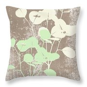 Tranquility Throw Pillow by Linda Woods