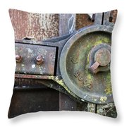 Transfer Of Power Throw Pillow by Jeff Mize