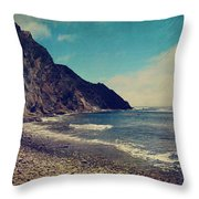 Treasures Throw Pillow by Laurie Search