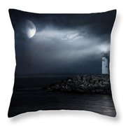 Tres Deseos Throw Pillow by Taylan Soyturk