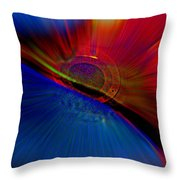 Turn Back Time Throw Pillow by Shirley Sirois