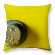 Tvs 10 9 Throw Pillow by Christi Kraft
