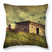 Under Dreamskies Throw Pillow by Taylan Soyturk