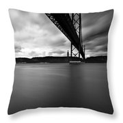 Under Throw Pillow by Jorge Maia