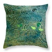 Under The Sea - Featured 3 Throw Pillow by Alexander Senin