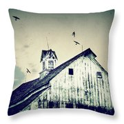 Unique Cupola Throw Pillow by Julie Hamilton