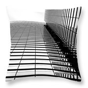 Up Up And Away Throw Pillow by Tammy Espino