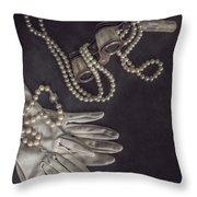 upper class Throw Pillow by Joana Kruse