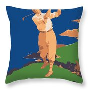 Vancouver Island Throw Pillow by Gary Grayson