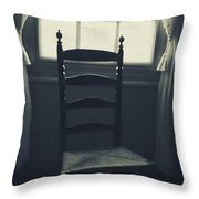 Vintage Rock Throw Pillow by Margie Hurwich