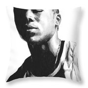 Wagner Throw Pillow by Tamir Barkan