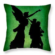War Memorial Throw Pillow by Patricia Strand