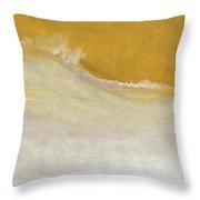 Warm Sun Throw Pillow by Linda Woods