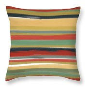 Warmth It Gives Throw Pillow by Lourry Legarde