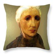 When I'm Sixty-four Throw Pillow by RC DeWinter