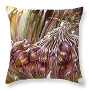 Where The Soul Takes Me Throw Pillow by Karina Llergo